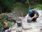 Zaniklý hrad ve Vamberku není legenda, archeologové našli důkazy