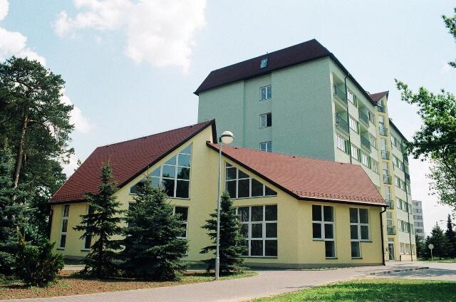 Budova městského úřadu s obřadní síní