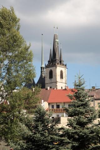 Chrám sv. Mikuláše Louny