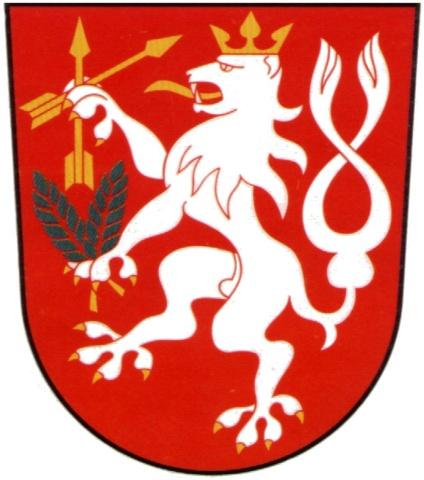 Městský znak - Kostelec nad Orl.