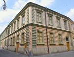 Budova Centra Bohuslava Martinů