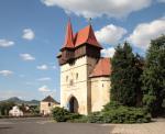 Žatecká brána - Louny