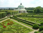 Arcibiskupský zámek a zahrady v Kroměříži - památka UNESCO