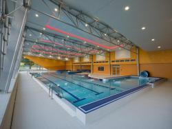 Krytý bazén Brušperk