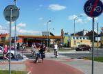 Cyklistická stezka Krasice - Čechovice