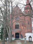 Hrobka s kaplí rodu Lobkowiczů v Netíně