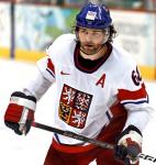 Jaromír Jágr - český hokejista hrající za klub Philadelphia Flyers v NHL