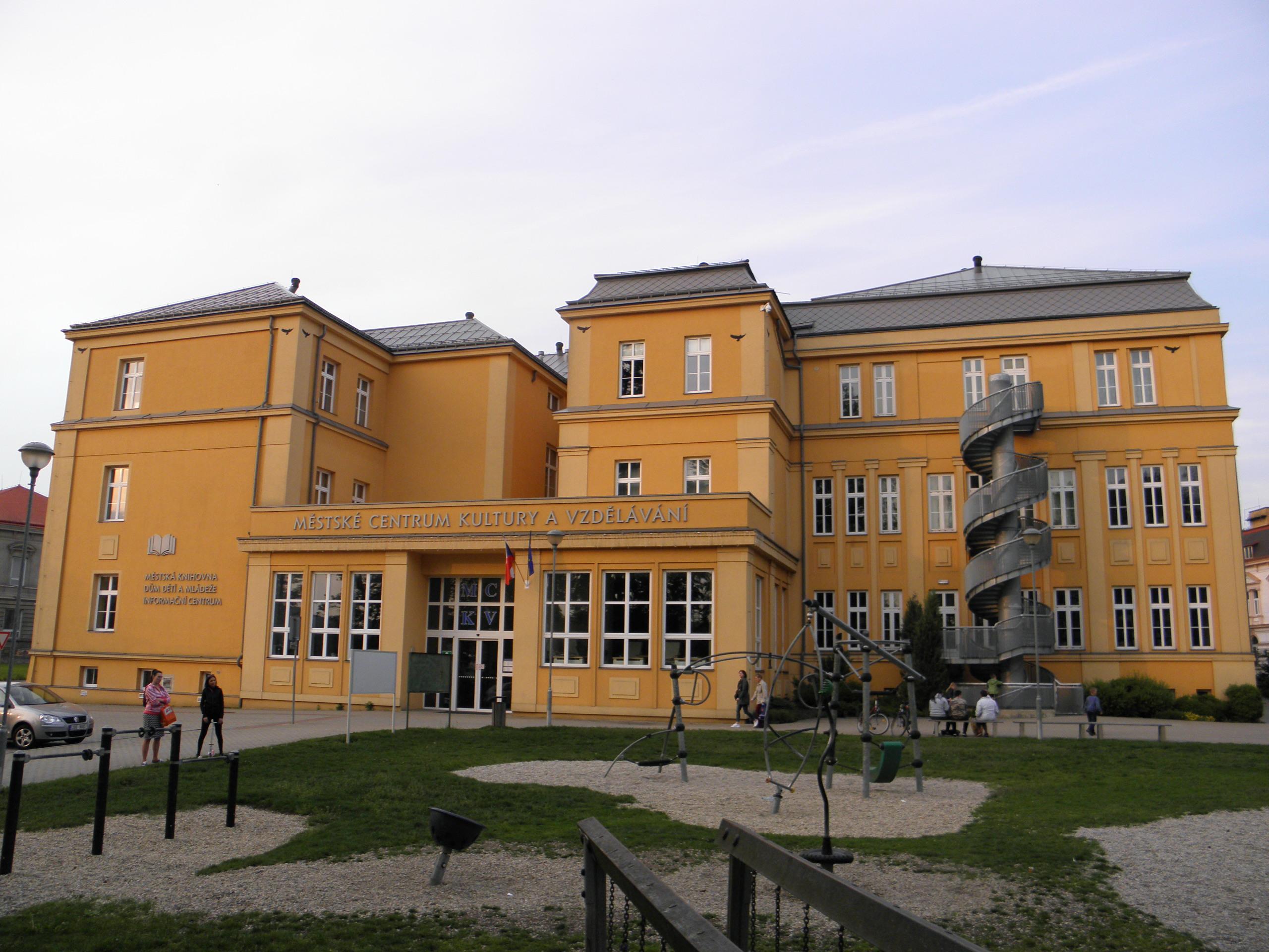 Varnsdorf - knihovna