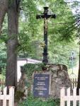 Bedřichův kříž na Podolánkách
