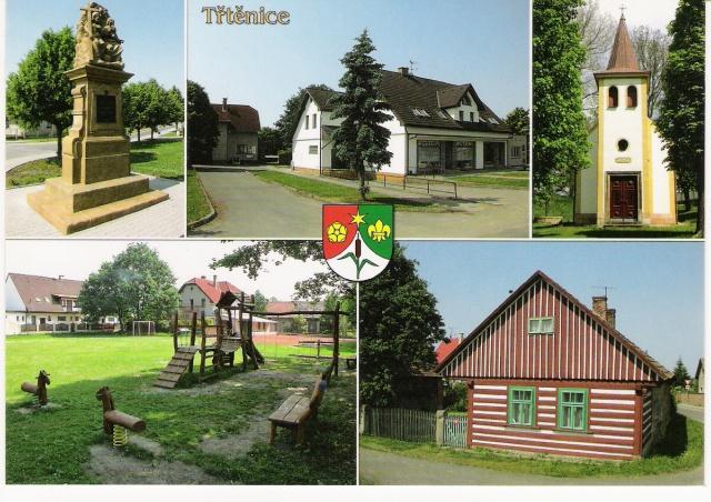 Významné památky obce Třtěnice