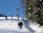 Ski areál Sviňorky Na Morávce