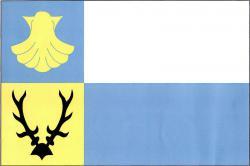 Staňkov vlajka