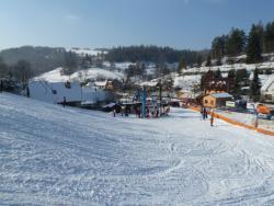 Stupava lyžařské středisko