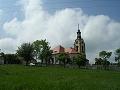 Vřeskovice kostel