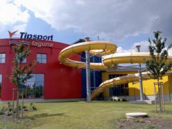 Beroun - Městský plavecký areál – Tipsport laguna