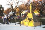KLECANY - Revitalizace náměstí V. B. Třebízského Klecanech