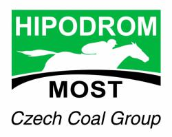 Hipodrom Most - logo