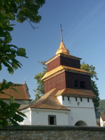 Semanín - zvonice
