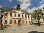 Budova Radnice v Obci Březno