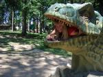 DinoPark u ZOO Plzeň 2