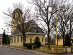 Původní evangelický kostel