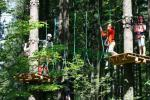 Horský lanový park Tarzanie 4