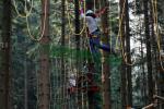 Horský lanový park Tarzanie 5
