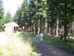 Hraniční přechod Český Mlýn 1-turistický