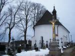 Hřbitovní kostel sv. Ondřeje
