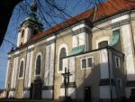 Šluknov 10 Kostel sv. Václava