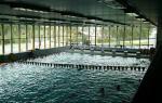 Plavecký stadion Písek 2
