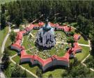 Poutní kostel sv. Jana Nepomuckého na Zelené hoře - památka UNESCO 2