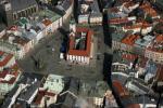 Sloup Nejsvětější Trojice v Olomouci - památka UNESCO 2