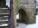 Středověká tvrz Tuchoraz 1