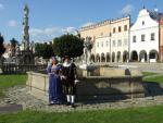 Telč - historické centrum - památka UNESCO 1