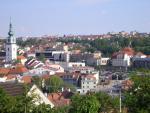 Třebíč - Bazilika sv. Prokopa a židovská čtvrť - památka UNESCO 1