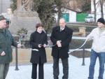 KLECANY - Revitalizace náměstí V. B. Třebízského Klecanech 2