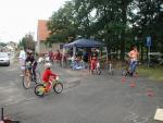 Vědomice - cyklistický den