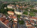 Zámek Litomyšl - památka UNESCO 1