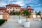 Trojský zámek - barokní skvost Prahy 2