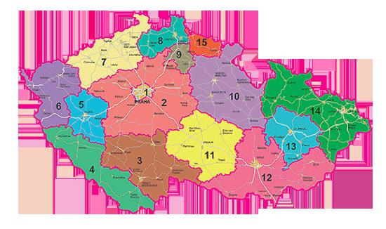 Turistické regiony České Republiky