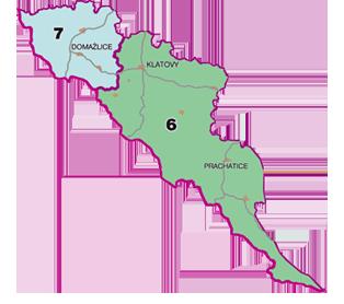Turistický region - Šumava