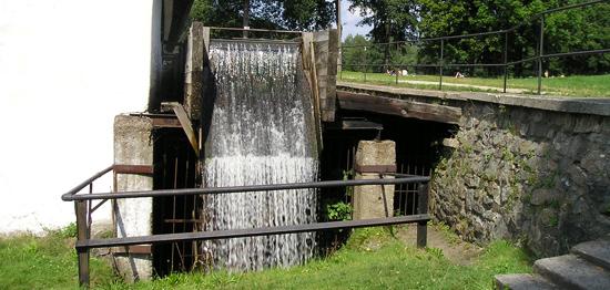 Vodní hamr Dobřív - 1