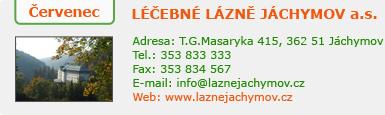 http://www.laznejachymov.cz