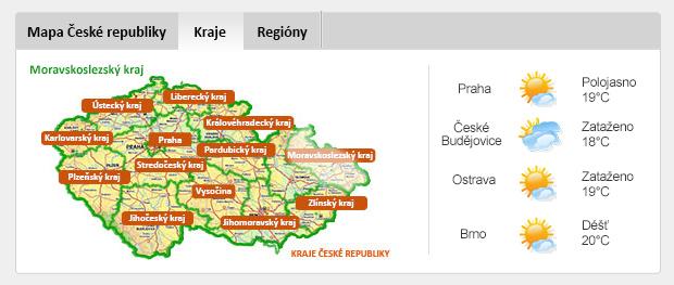 KRAJE ČESKÉ REPUBLIKY - Moravskoslezský kraj