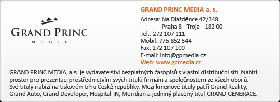 GRAND PRINC MEDIA a. s.