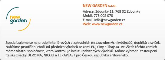 NEW GARDEN s.r.o.