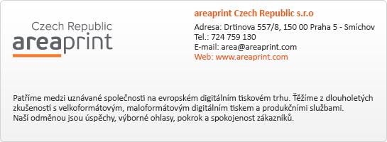 areaprint Czech Republic s.r.o.