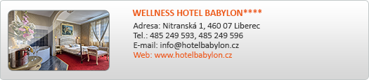 WELLNESS HOTEL BABYLON****