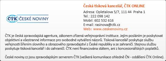 Česká tisková kancelář, ČTK ONLINE